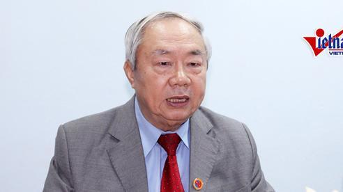 Ông Vũ Mão qua phác họa bằng bút chì của nguyên Chủ tịch QH Nguyễn Văn An