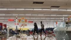 Bạo loạn nghiêm trọng tại Mỹ: New York áp đặt lệnh giới nghiêm