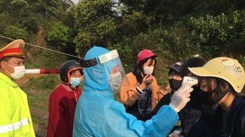 Bản tin dịch COVID-19 trong 24h qua: Kiểm soát chặt đường mòn, lối mở, không để nhập cảnh trái phép vào Việt Nam