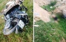 Quảng Bình: Tá hỏa phát hiện người đàn ông chết bên lề đường