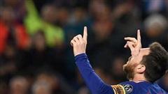 Điều khoản Messi tự do ra đi hết hạn, Barca thở phào