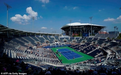 US Open thay đổi hàng loạt quy định trong mùa Covid-19