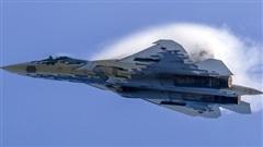 Hé lộ nguyên nhân vụ tai nạn của tiêm kích Su-57