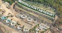 Vi phạm đất đai trên đảo Hòn Tằm, một doanh nghiệp bị xử phạt 117 triệu đồng