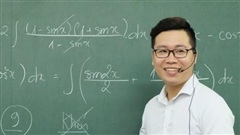 Trần tình của thầy toán 'hot' nhất mạng xã hội bị tố giúp học sinh gian lận