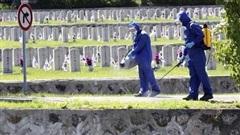 Hàn Quốc: Sinh hoạt tôn giáo tập thể, hàng chục người nhiễm Covid-19