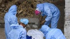 Số người chết vì Covid-19 ở Ấn Độ đã vượt Trung Quốc