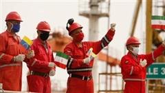 Venezuela - Iran thêm hành động vô hiệu Mỹ