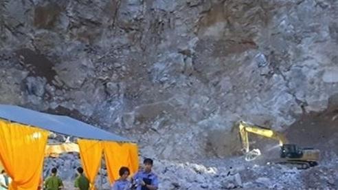 Đã xác định danh tính 3 nạn nhân vụ sập mỏ đá Hoàng Anh