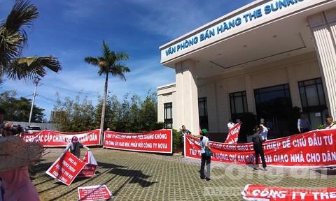 Hàng chục người 'vây' chủ dự án Đa Phước liên quan Vũ 'nhôm'