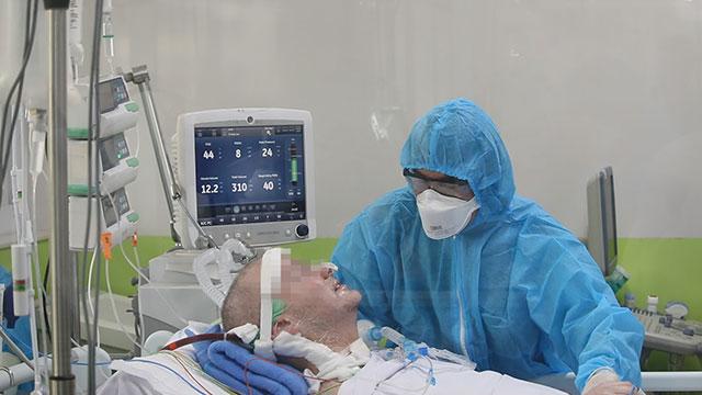 Đang hồi phục 'kỳ diệu' và đã ngưng dùng ECMO, bệnh nhân 91 có cần ghép phổi?