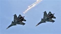 Chiến trường Syria: Từ thảm kịch Su-24 bị bắn rơi, Nga quyết 'tậu' toàn Su-34 hiện đại