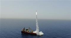 Siêu tên lửa đạn đạo Israel đánh trúng mục tiêu cách 400km