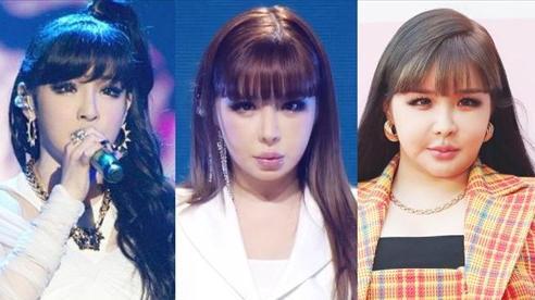Lo lắng tột độ vì tình trạng của Park Bom: Chỉ trong vòng 7 tháng, gương mặt biến đổi quá nhanh, lạ đến mức báo động