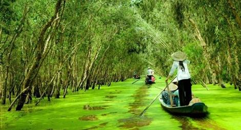 Miền Tây của lịch sử Việt Nam