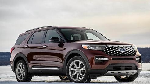 Giá xe ôtô hôm nay 3/6: Ford Explorer giảm gần 300 triệu đồng