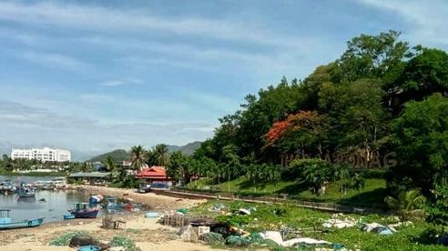 Ô nhiễm môi trường các làng chài ở Khánh Hòa