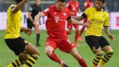 Khó cản bước Bayern Munich