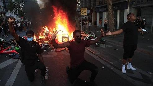 Làn sóng biểu tình phản đối cái chết của George Floyd lan tới Paris