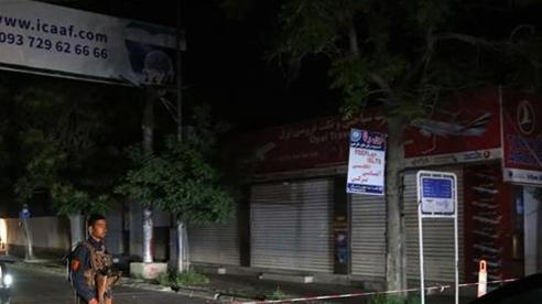 Afghanistan xác nhận vụ đánh bom ở thủ đô Kabul