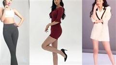 Vẫn biết những sao nữ này chân dài 'cân' mọi outfit nhưng xem ảnh hậu trường vẫn phải sốc, hack não nhất là 'thánh body' Lee Da Hee