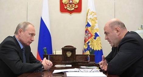 Putin công bố kế hoạch cực 'khủng' vực dậy nước Nga hậu COVID-19