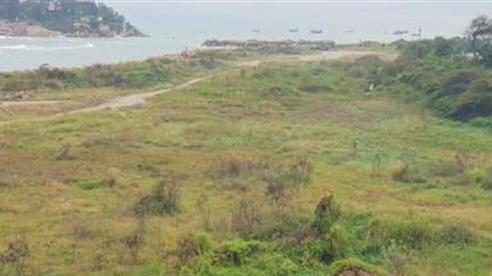 Khánh Hòa sẽ thu hồi dự án Nha Trang Sao lấn biển