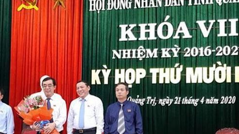 Quảng Trị: 4 tháng chưa có chủ tịch tỉnh