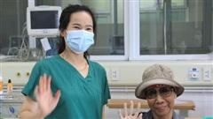 Bệnh nhân Covid-19 nặng nhất miền Bắc được xuất viện về nhà ở TP HCM