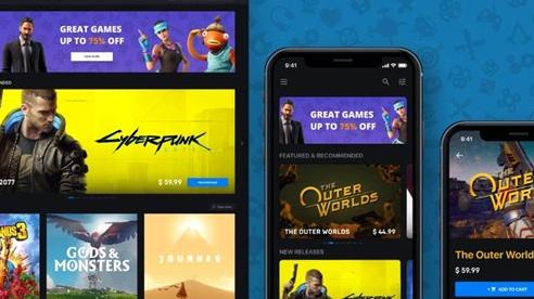 Sau PC, Epic Games lấn sân sang di động, phát toàn game mobile miễn phí khủng