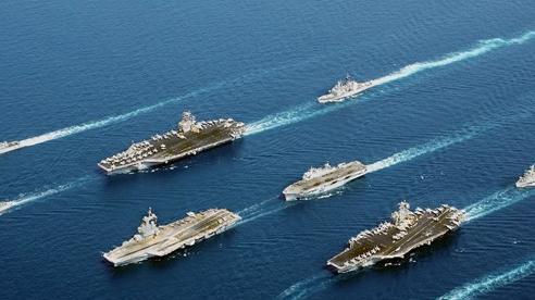 FONOP - 'kiếm lệnh' bá chủ đại dương của Mỹ đang bị thử thách: Nga ra đòn Knock-out!