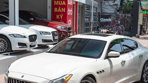 Đại gia Việt mua Maserati Quattroporte cũ, vẫn đủ tiền sắm Porsche Macan 2020 từ khoản tiết kiệm so với mua mới
