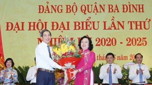 Ba Đình tiếp tục khẳng định vị thế là trung tâm của Thủ đô Hà Nội