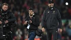 Giải Ngoại hạng Anh quy định tối đa 300 người được phép vào sân