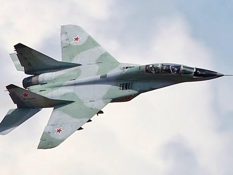 Nga chuyển giao cho Syria lô máy bay tiêm kích MiG-29