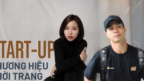 Không dựa thế gia đình, Viên Minh tự start-up thương hiệu thời trang mang tên 2 'vợ chồng'