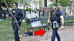 Hé lộ súng bắn tỉa 'khủng' bảo vệ Tổng thống Trump giữa vòng vây của người biểu tình