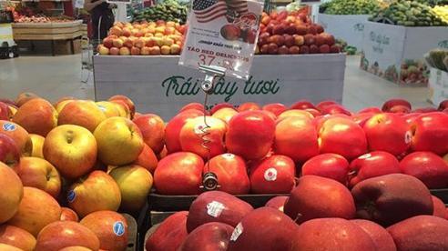 Trái cây Mỹ, Úc siêu rẻ, giá mấy chục ngàn bày bán la liệt