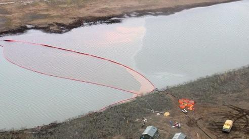 Nga áp dụng tình trạng khẩn cấp liên bang sau sự cố tràn dầu ở Norilsk
