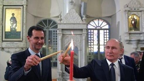 Tình hình Syria: Nước cờ 'hiếm' của Nga ở Syria