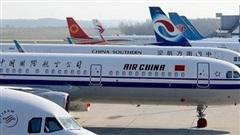 Mỹ hành động mạnh tay, đình chỉ tất cả các hãng hàng không Trung Quốc từ giữa tháng 6