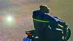 Camera ghi hình ảnh kẻ dùng búa tấn công chủ quán cafe