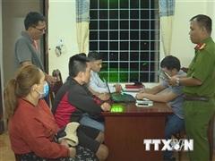 Đắk Lắk: Triệt phá đường dây đánh bạc giao dịch 20 tỷ đồng mỗi tháng