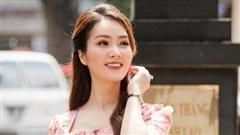 Á hậu Thuỵ Vân: 'Tôi đang cố gắng bảo vệ mái ấm của mình'