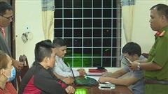 Triệt phá đường dây đánh bạc quy mô lớn ở Đắk Lắk