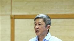 Thứ trưởng Nguyễn Trường Sơn: Khả năng phục hồi của nam phi công người Anh đến nay là 50%