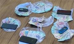 Xoá sổ sòng tài xỉu, bắt 23 đối tượng, thu giữ 81 triệu đồng