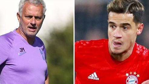 Mourinho gạt phắt Coutinho vì lý do bất ngờ