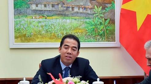Việt Nam-Romania chia sẻ thông tin, tăng cường hợp tác phòng chống dịch bệnh Covid-19