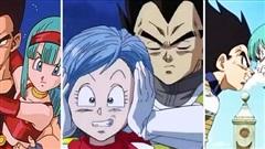 Vợ chồng Vegeta và những cặp đôi được yêu thích nhất thế giới anime/manga